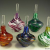 Jewel Carousel Perfume-color:left to right- top Purple, Cool Mix, bottom Hot Mix, Rainbow, Green/White