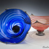 Regal Bowls-color:Blue, Red