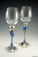 Wine Goblets-color: Cool Mix