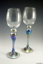 Wine Goblets-color: Cool Mix