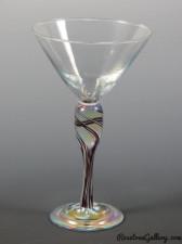 Martini Glass-color:Mardi-Gras