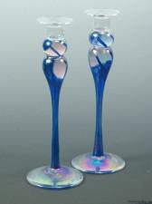 Candlestick Pair-color: Blue