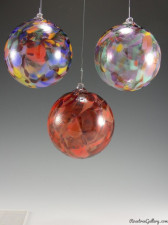 Regular speckled -color:left to right-Rainbow, Red Luster, Cool Mix/Hot Mix