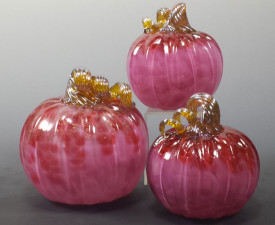 Rose Pumpkins